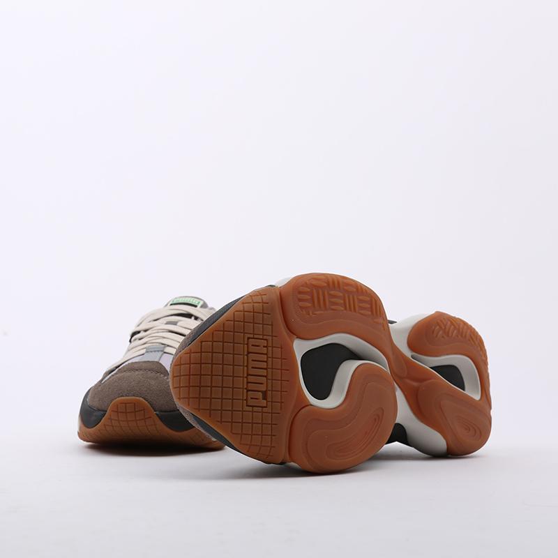серые  кроссовки puma alteration nu rhude 37139001 - цена, описание, фото 4