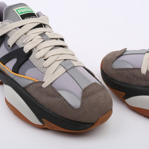 серые  кроссовки puma alteration nu rhude 37139001 - цена, описание, фото 5