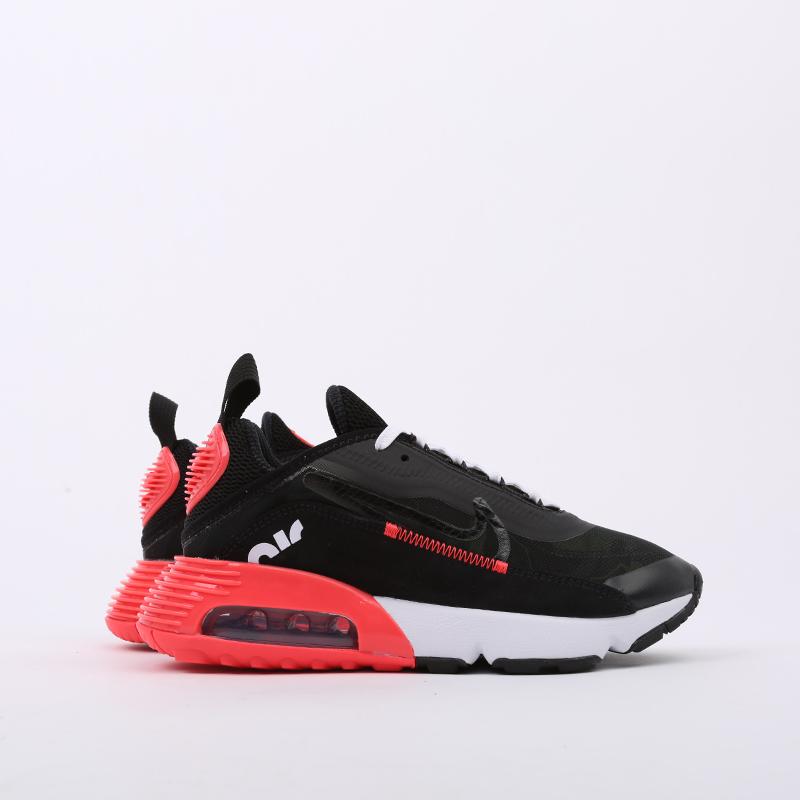 чёрные  кроссовки nike air max 2090 sp CU9174-600 - цена, описание, фото 2