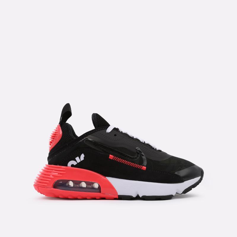 чёрные  кроссовки nike air max 2090 sp CU9174-600 - цена, описание, фото 1