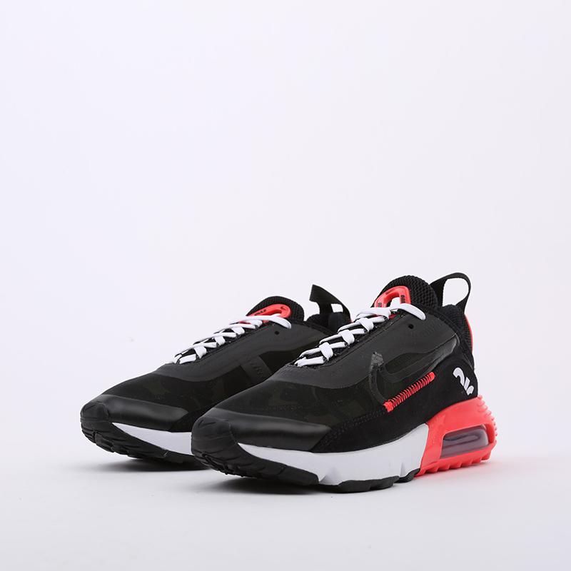 чёрные  кроссовки nike air max 2090 sp CU9174-600 - цена, описание, фото 4