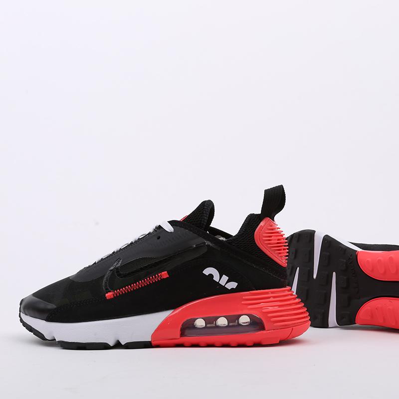 чёрные  кроссовки nike air max 2090 sp CU9174-600 - цена, описание, фото 6