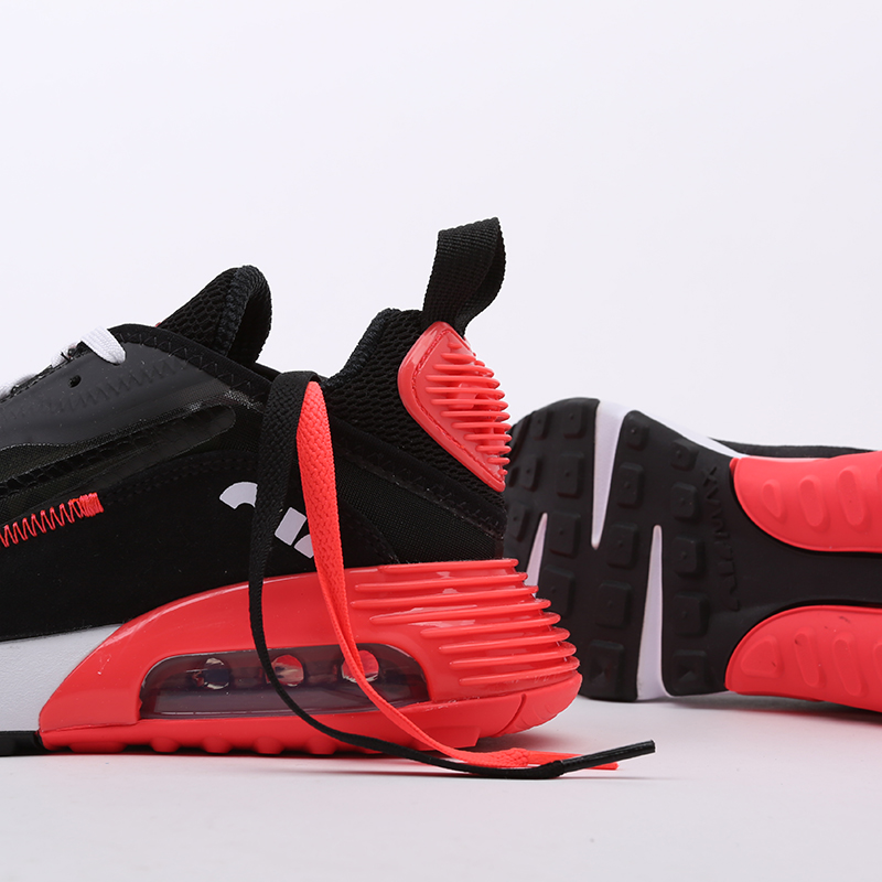 чёрные  кроссовки nike air max 2090 sp CU9174-600 - цена, описание, фото 7