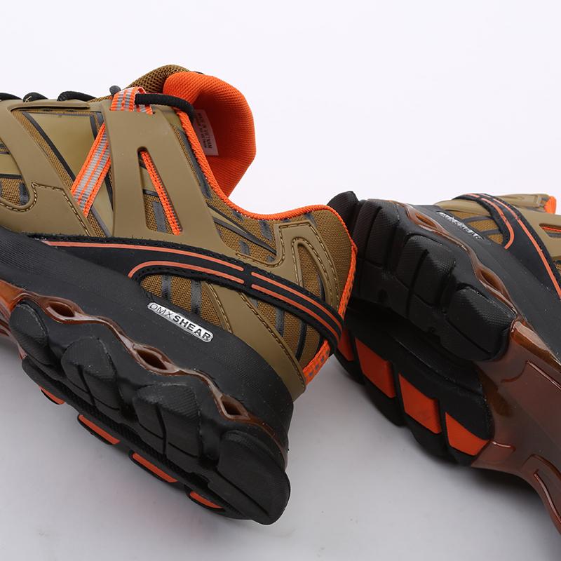 коричневые  кроссовки reebok reebok dmx trail shadow FW3332 - цена, описание, фото 7