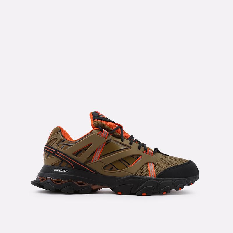 коричневые  кроссовки reebok reebok dmx trail shadow FW3332 - цена, описание, фото 1