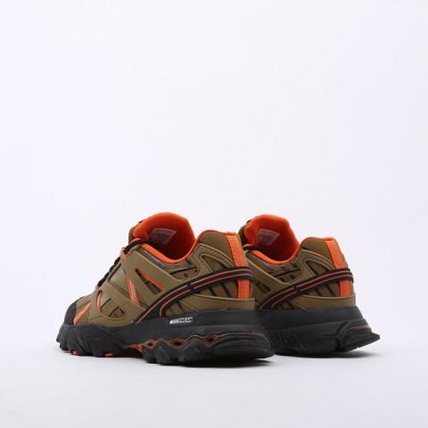 коричневые  кроссовки reebok reebok dmx trail shadow FW3332 - цена, описание, фото 3