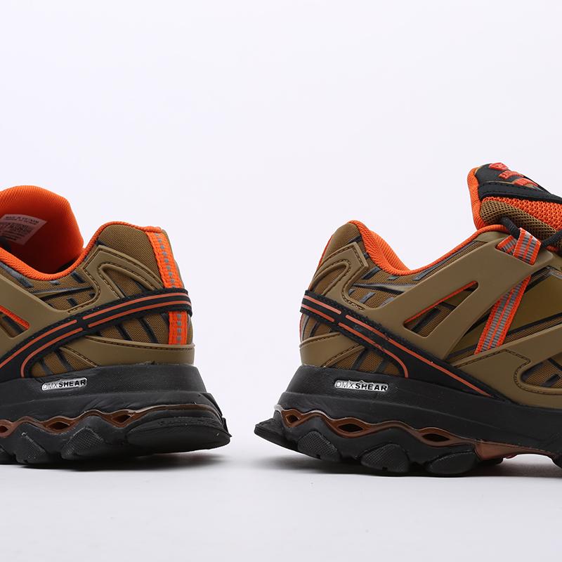 коричневые  кроссовки reebok reebok dmx trail shadow FW3332 - цена, описание, фото 4