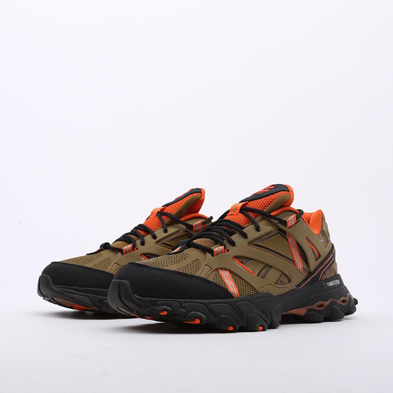 коричневые  кроссовки reebok reebok dmx trail shadow FW3332 - цена, описание, фото 5
