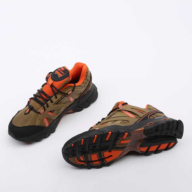 коричневые  кроссовки reebok reebok dmx trail shadow FW3332 - цена, описание, фото 6