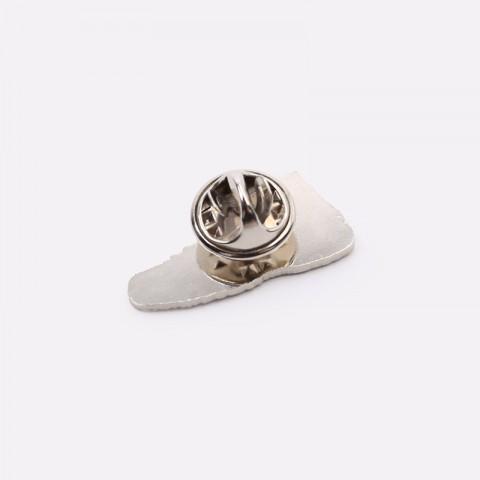 чёрный  значок pin bar aj11 Pb13 - цена, описание, фото 2