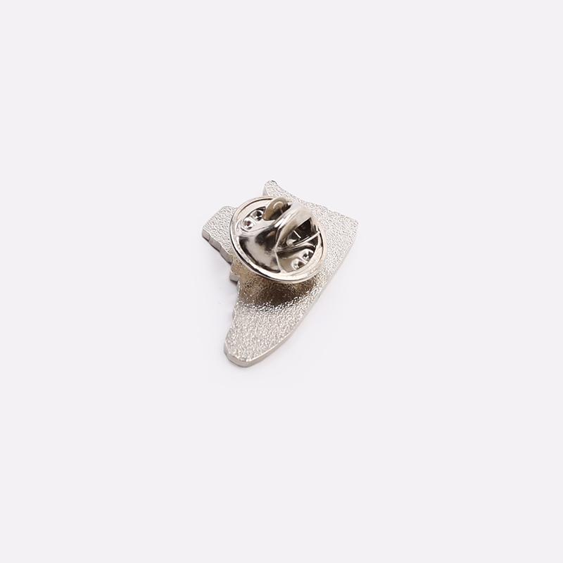 белый  значок pin bar aj6 Pb11 - цена, описание, фото 2