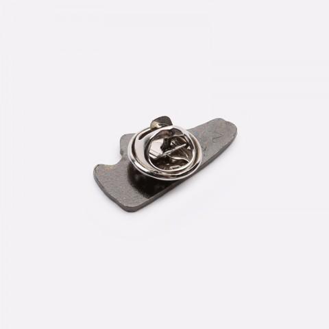 серый  значок pin bar air max Pb5 - цена, описание, фото 2