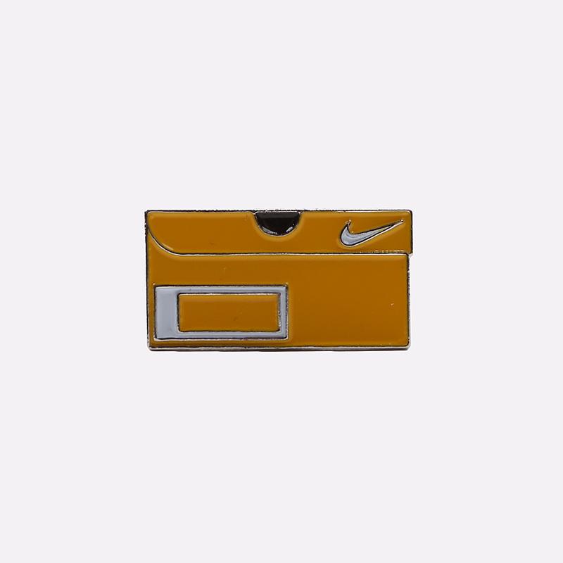 жёлтый  значок pin bar box Pb1 - цена, описание, фото 1