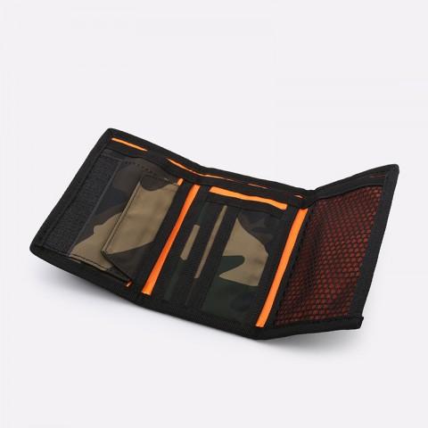 камуфляж  бумажник carhartt wip ashton wallet i025408-camo laurel - цена, описание, фото 3