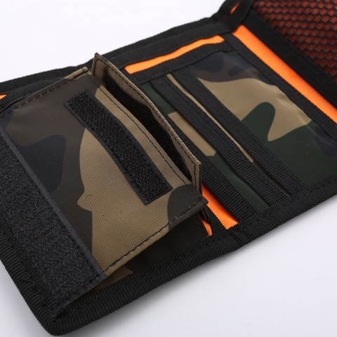 камуфляж  бумажник carhartt wip ashton wallet i025408-camo laurel - цена, описание, фото 4