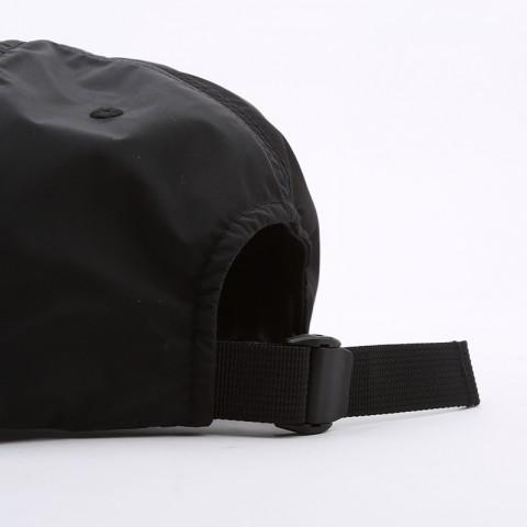 чёрную  кепка stussy strapback cap 131939-black - цена, описание, фото 3
