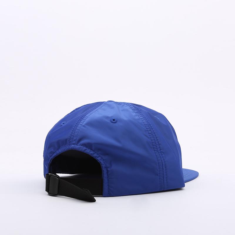 синюю  кепка stussy strapback cap 131939-blue - цена, описание, фото 2