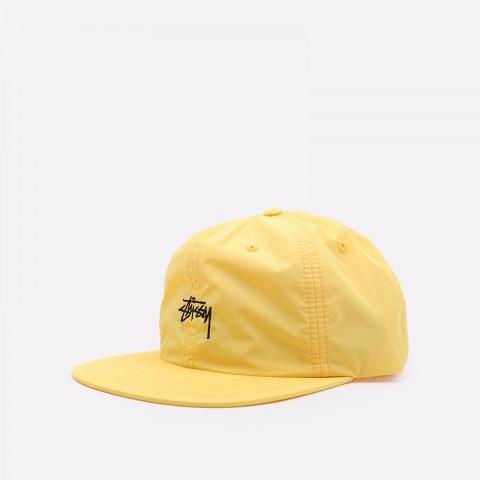жёлтую  кепка stussy strapback cap 131939-yellow - цена, описание, фото 1