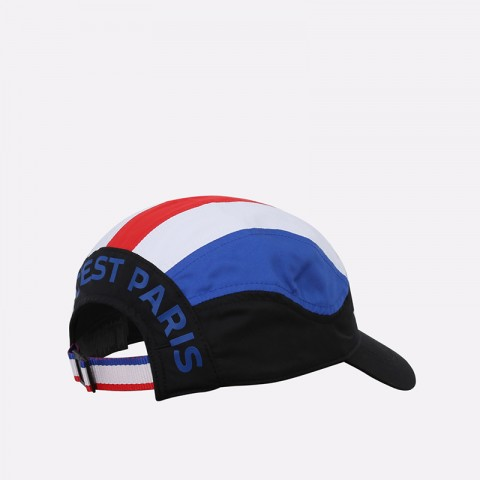 синюю, белую, красную, чёрную  кепка jordan psg tailwind cap CT6399-010 - цена, описание, фото 2