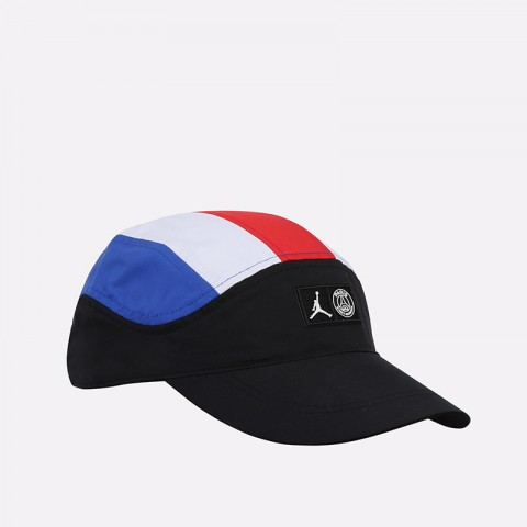синюю, белую, красную, чёрную  кепка jordan psg tailwind cap CT6399-010 - цена, описание, фото 1