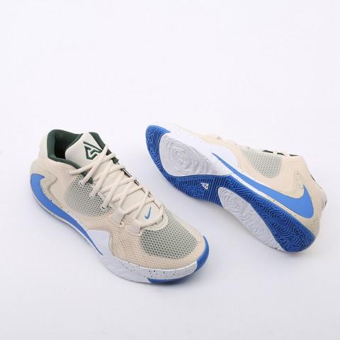 бежевые  кроссовки nike zoom freak 1 BQ5422-200 - цена, описание, фото 2