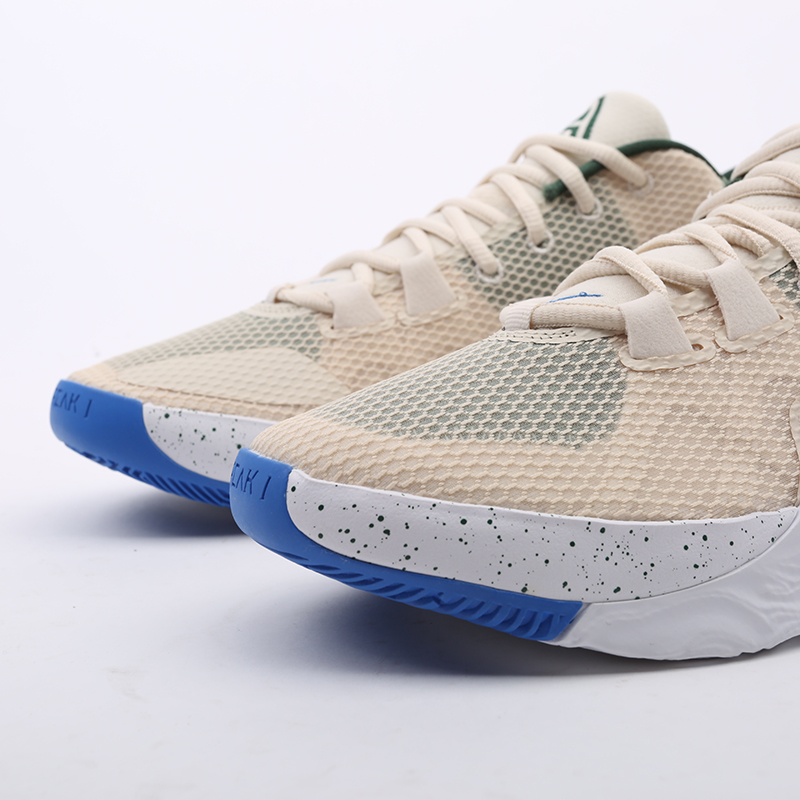 бежевые  кроссовки nike zoom freak 1 BQ5422-200 - цена, описание, фото 7