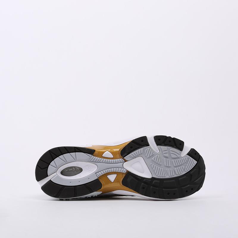 мужские серые  кроссовки asics gel-kayano 5 og 1021A280-020 - цена, описание, фото 4