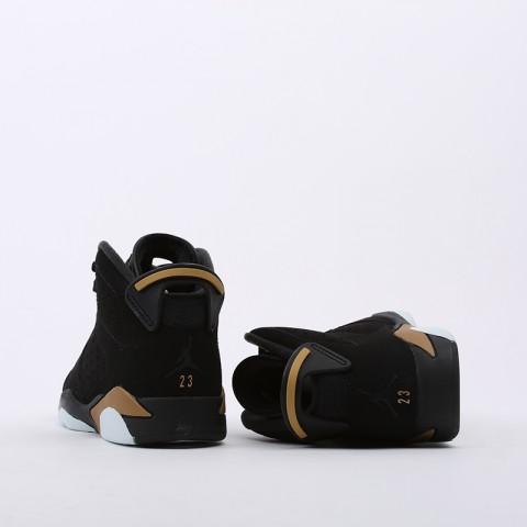 детские чёрные  кроссовки jordan 6 retro dmp (ps) CT4965-007 - цена, описание, фото 3