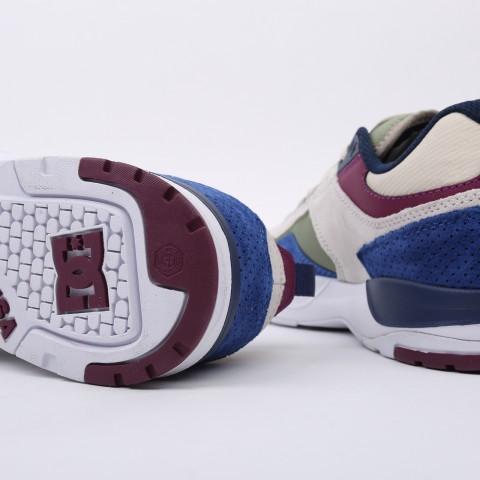мужские разноцветные  кроссовки dc shoes e. tribeka se ADYS700142-xbwg-xbwg - цена, описание, фото 5