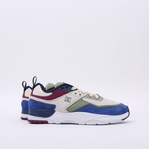 мужские разноцветные  кроссовки dc shoes e. tribeka se ADYS700142-xbwg-xbwg - цена, описание, фото 2