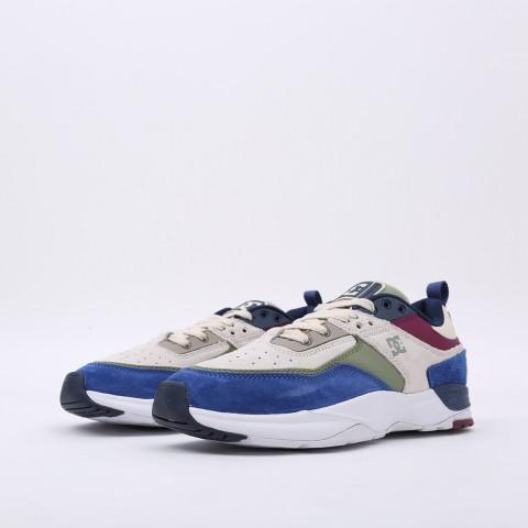 мужские разноцветные  кроссовки dc shoes e. tribeka se ADYS700142-xbwg-xbwg - цена, описание, фото 4