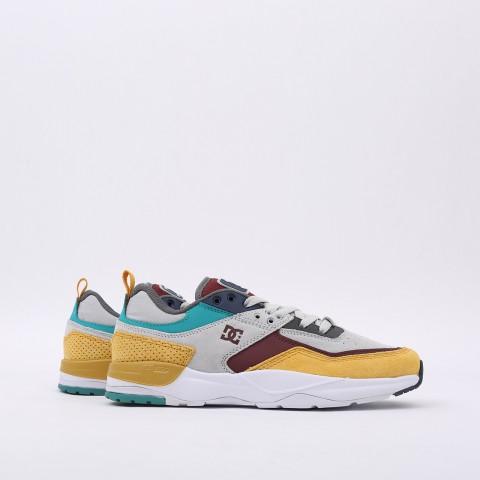 мужские разноцветные  кроссовки dc shoes e. tribeka se ADYS700142-xsky-xsky - цена, описание, фото 2