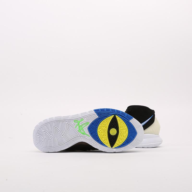 чёрные  кроссовки nike kyrie 6 BQ4630-004 - цена, описание, фото 2