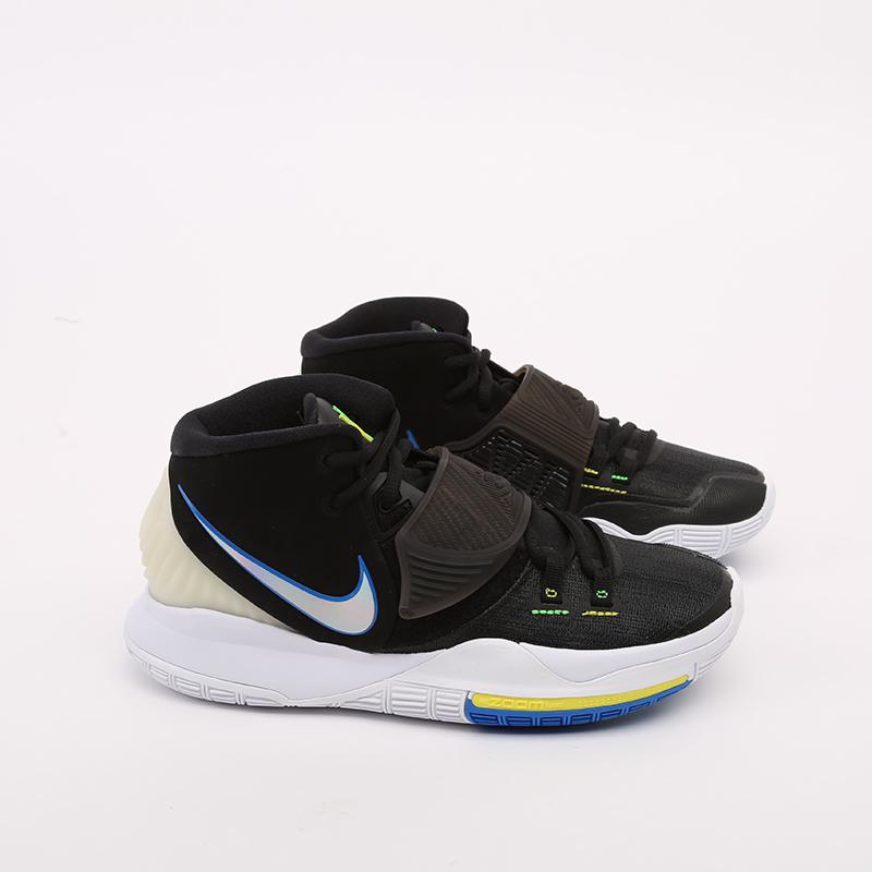 чёрные  кроссовки nike kyrie 6 BQ4630-004 - цена, описание, фото 5