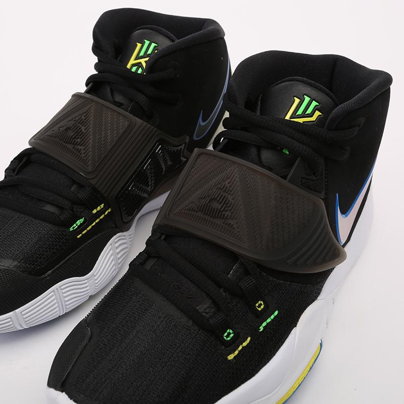 чёрные  кроссовки nike kyrie 6 BQ4630-004 - цена, описание, фото 7