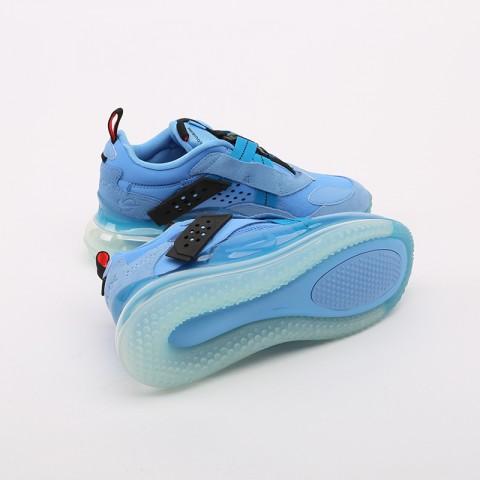 синие  кроссовки nike air max 720 slip/obj DA4155-400 - цена, описание, фото 3