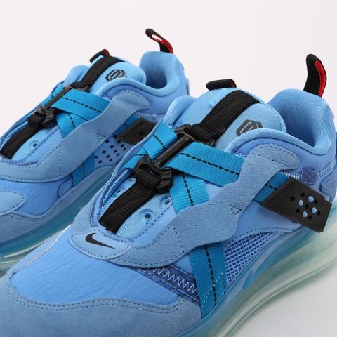 синие  кроссовки nike air max 720 slip/obj DA4155-400 - цена, описание, фото 6