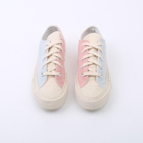 голубые, розовые  кеды converse chuck 70 ox 167772 - цена, описание, фото 6