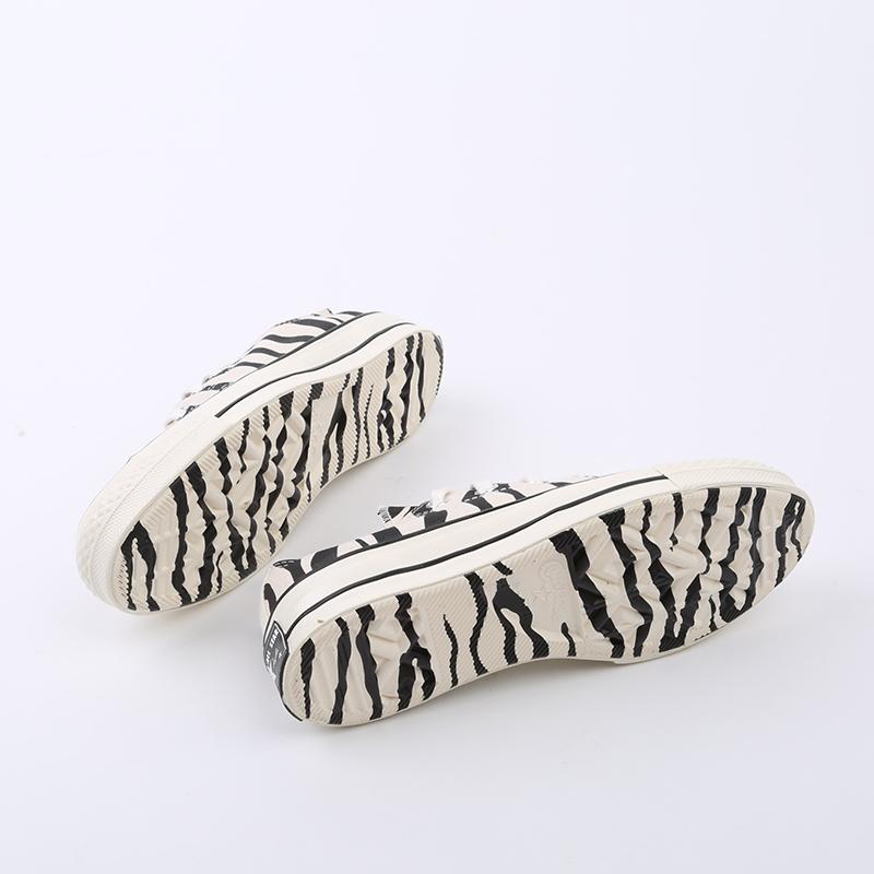 чёрные, бежевые  кеды converse chuck 70 ox 167811 - цена, описание, фото 7