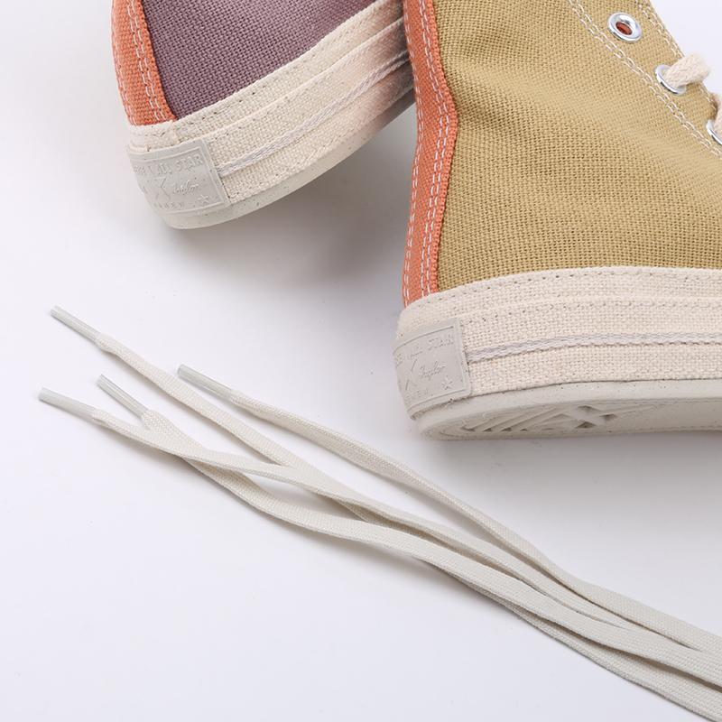 коричневые  кеды converse chuck 70 hi 167767 - цена, описание, фото 9