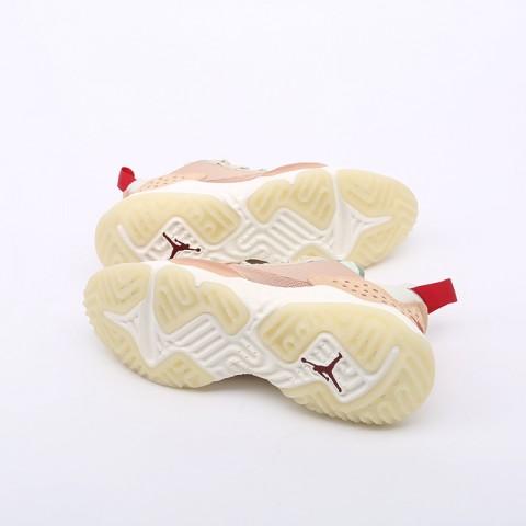 мужские бежевые  кроссовки jordan delta CD6109-200 - цена, описание, фото 3