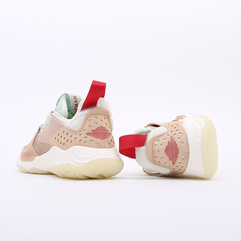 мужские бежевые  кроссовки jordan delta CD6109-200 - цена, описание, фото 5