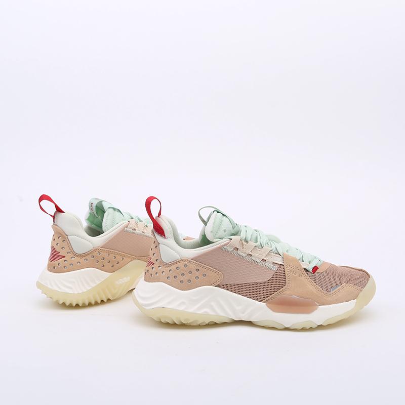 мужские бежевые  кроссовки jordan delta CD6109-200 - цена, описание, фото 4