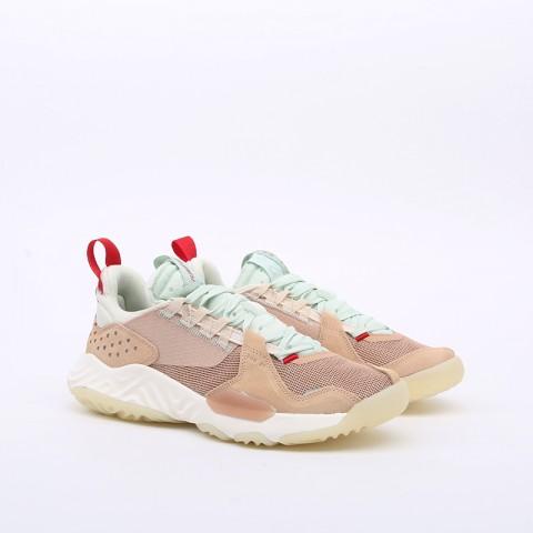 мужские бежевые  кроссовки jordan delta CD6109-200 - цена, описание, фото 6