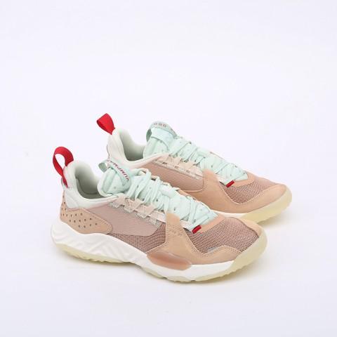 мужские бежевые  кроссовки jordan delta CD6109-200 - цена, описание, фото 7