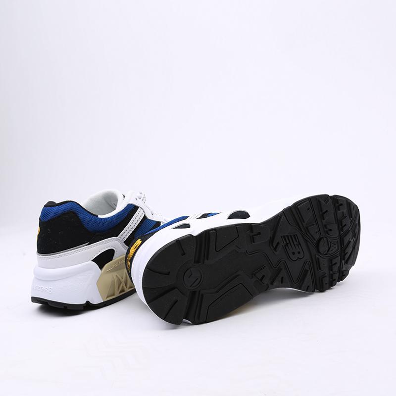 мужские белые  кроссовки new balance 850 ML850YSC/D - цена, описание, фото 4
