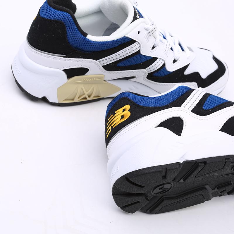 мужские белые  кроссовки new balance 850 ML850YSC/D - цена, описание, фото 6