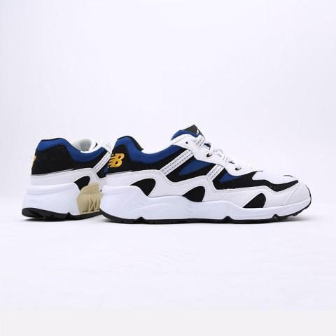 мужские белые  кроссовки new balance 850 ML850YSC/D - цена, описание, фото 2