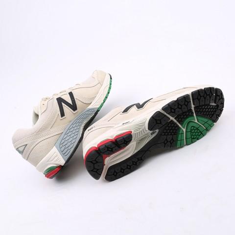 мужские бежевые  кроссовки new balance 860 ML860XG/D - цена, описание, фото 8