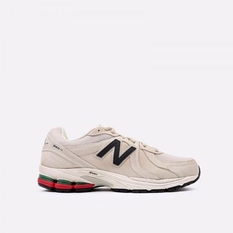мужские бежевые  кроссовки new balance 860 ML860XG/D - цена, описание, фото 1